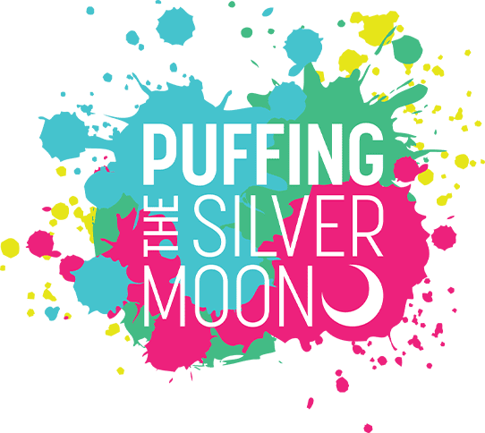 Puffing the Silver Moon