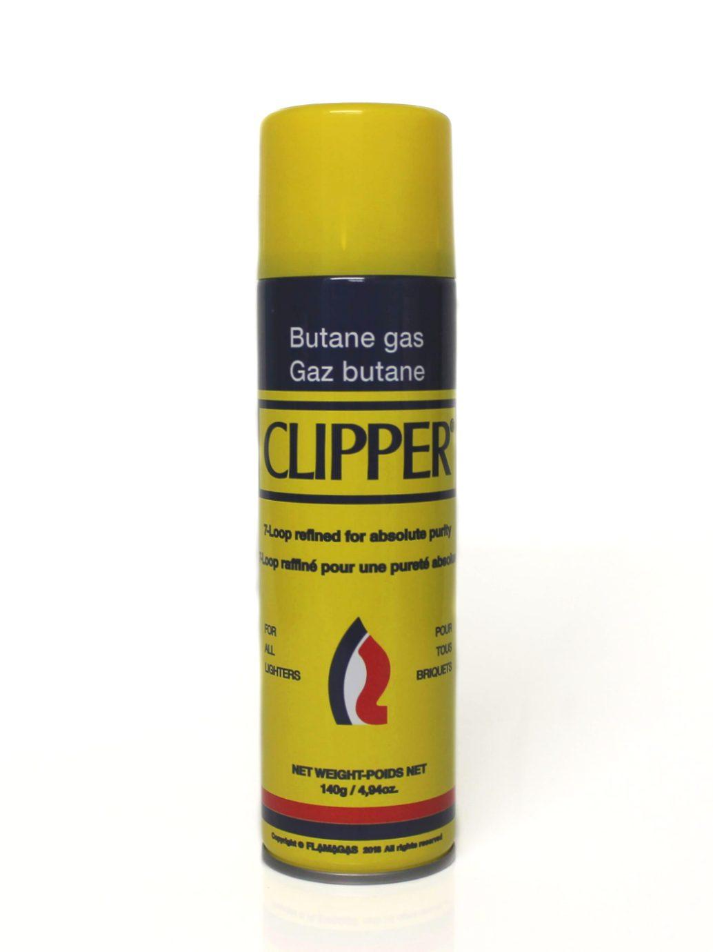 Clipper Yellow Butane