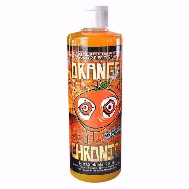 Orange Chronic Super Hero 16oz.