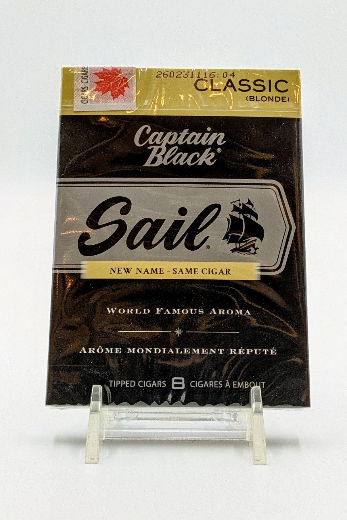 Sail Blonde Cigars